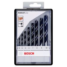 <b>Набор сверл Bosch Robust</b> Line 8 шт (2607010533) - цена ...