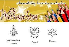 Ausmalbilder Weihnachten Download Freewarede