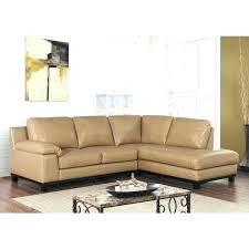top grain leather sectional by abbyson metropolitan and ottoman abbyson leather sectional
