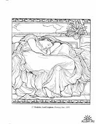 art masterpieces to color 60 great paintings from botticelli to picasso dover colouring books