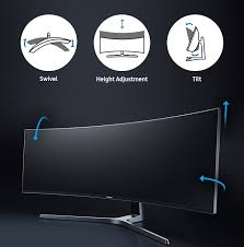 If this wallpaper resolution smaller then your screen resolution, please go back to resolution choice page and choose the biggest one according to your monitor propotion. 49 Curved Monitor Chg90 With A Super Ultra Wide Screen Lc49hg90dmnxza Samsung South Africa