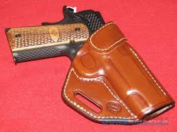 milt sparks 55bn holster 1911 commander non s holsters and leather