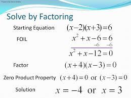 solving quadratic equations calculator by factoring jennarocca