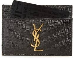 Check spelling or type a new query. Ysl Card Case Shop The World S Largest Collection Of Fashion Shopstyle