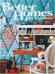 better home and gardens. Better Homes And Gardens Magazine Subscription Home