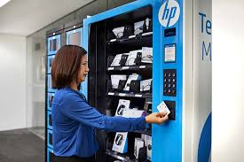 New Vending Machines Technology Unique Campuses Dabble With Smart And Personal Vending Machines
