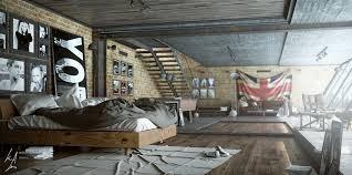 Best Studio Loft Apartment Tumblr Pictures AWconsultingus - Loft apartment brick