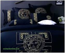 versace bed sheets set bedroom king size india