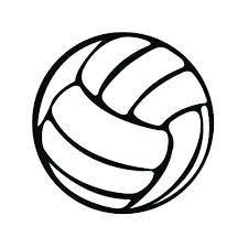 Volleyball Color Pages Volleyball Coloring Pages Printable Volleyball Pictures To Color