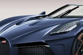 Only one will be built, and it won't be ready for its new owner for at least 2½ years. Bugatti La Voiture Noire Looks Even Better Without A Roof Carbuzz