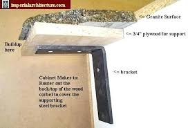 corbels countertop brackets home depot floating for granite
