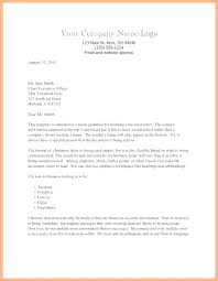 Business Email Format Template