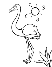pictures of flamingos to color. Contemporary Color Muse Printables Is A Network Of Sites Featuring Free Printables And  Graphics And Pictures Of Flamingos To Color I