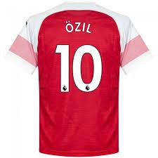 Camiseta League Oficial Premier Local Arsenal 2018-2019 Özil Del 10 dorsal cdeecdbcfca|Packer Followers United