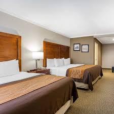 comfort inn santa monica west los angeles room 2 queen beds