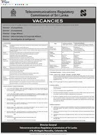 Director Positions Vacancies At Trc Salary 185 000 Per Month
