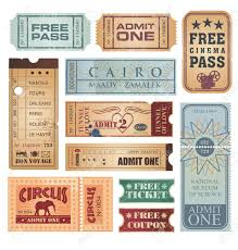 raffle stock vector illustration and royalty raffle clipart raffle vintage and retro tickets set