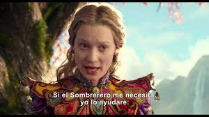 alice through the looking glass alice featurette subtitulado alice through the looking glass alice2 featurette subtitulado