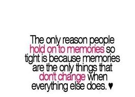 Quotes On Memories