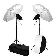 33 umbrella softbox strobe photo studio lighting kit 159 95