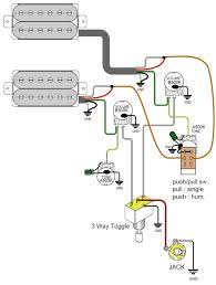 62 best guitar wiring diagrams images on pinterest guitar How To Determine Wire Colors For Humbuckers push pull pot wiring group picture, image by tag keywordpictures