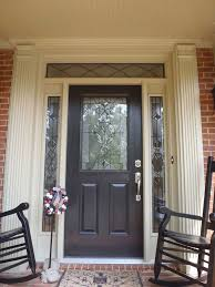 front door with one sidelightWindows and Doors Sidelites Transoms Millwork Units  Atlanta