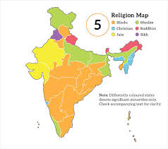 religions of by ella sushka infographic