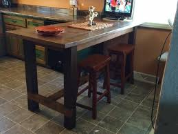 counter height farm house table counter height kitchen table e11