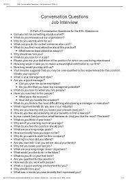 Dialogue In Essay Job Interview Dialogue Under Fontanacountryinn Com