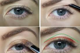 correct sagging eyelids with this amazing makeup idea tutorial alldaychic
