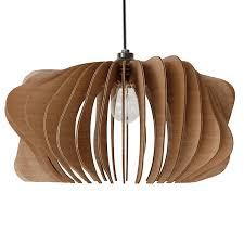 dezaart wooden pendant light