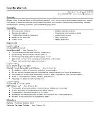 Attorney Resume Sample Template Legal Resume Examples Legal T Resume Examples Sample Secretary