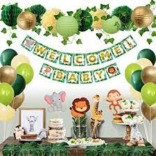 sweet baby co jungle theme safari