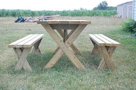 How To Make A Traditional Picnic Table  Jays Custom CreationsHow To Make Picnic Bench