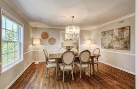 decoration chair rails in dining rooms new attractive room paint ideas with rail 10 from