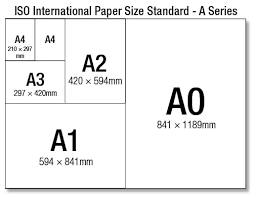 A4 Paper Size What Paper Size Is Standard For Us Resumes Quora