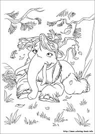 Small Picture printable coloring pages ice age ice age continental drift
