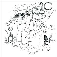 Coloring Pages Of Mario Free Coloring Pages Coloring Pages Online
