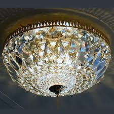 chair winsome flush crystal chandelier 34 classy mount with designing home l b1a60995c47ad18d flush crystal chandelier