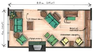 interior furniture layout narrow living. Interior Furniture Layout Narrow Living M