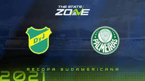 2021 Recopa Sudamericana – Defensa y Justicia vs Palmeiras Preview &  Prediction - The Stats Zone