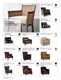crate barrel furniture reviewslowe ivory leather. Crate \u0026 Barrel - The New Comforts Of Home Early Fall 2015 Page 38-39 Furniture Reviewslowe Ivory Leather B