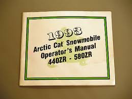 manuals arctic cat zr trainers4me 1993 arctic cat 440 zr 580 zr owner s operator s manual