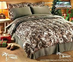 camo comforter orange comforter duvet cover twin bed set bedding for boys sets home improvement