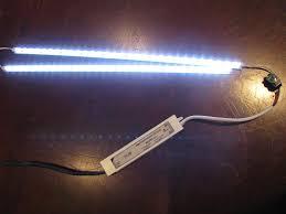 diy led strip lighting. led strip installation diy led lighting
