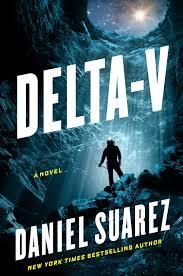 Delta-v book cover