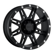 Pro p alloys series 31 wheel with flat black finish 16x8 5x114
