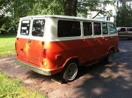 Chevrolet : 1968 Deluxe Sportvan 108 - Classic Chevrolet G20 Van ...