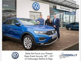 the 181 connollys volkswagen open event is now on