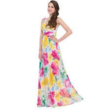 Floral Pattern Dress Cool Design